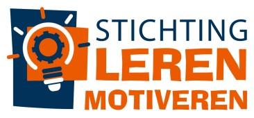 Logo stichting Leren Motiveren