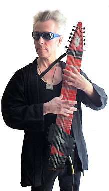 Greg Howard and the 12-string Stick