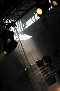 scène spectacle musique concert ambiance backstage structure