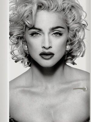 Adesivo de Porta Madonna