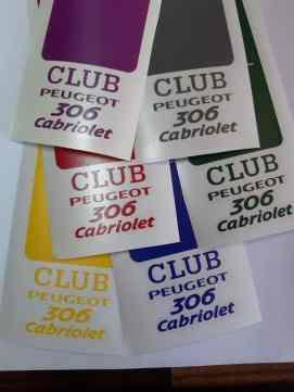 club Peugeot 306 cabriolet France