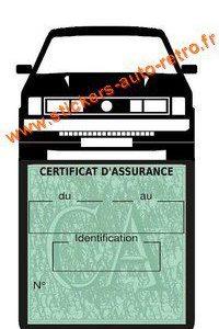 Etui assurance Scirocco 2 Volkswagen
