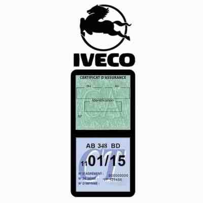IVECO Vignette Assurance Poids Lourds