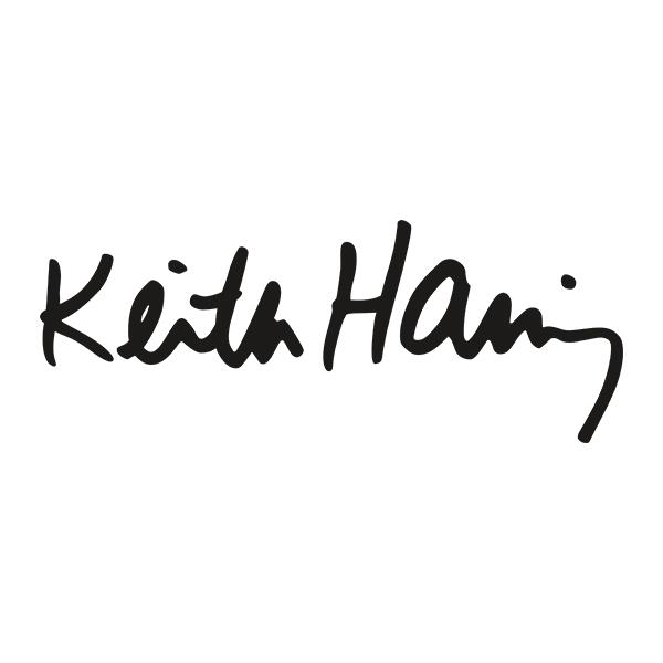 I murali di keith haring sbarcano a firenze: Adesivo Murale Keith Haring Stickersmurali Com