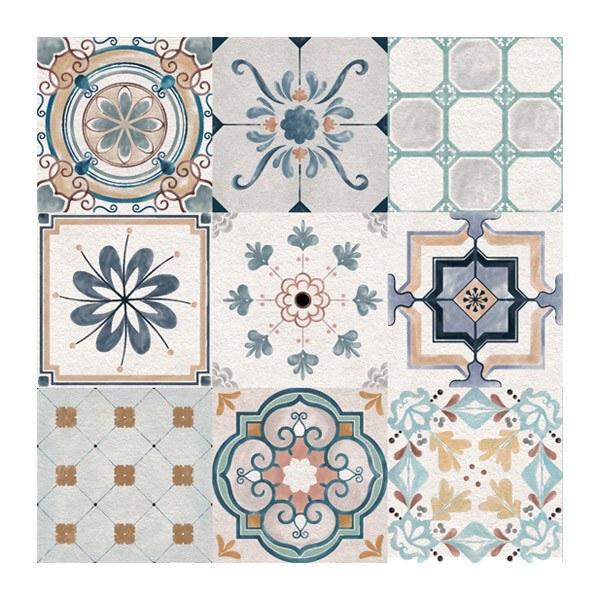 Visualizza altre idee su decorazioni murali fai da te, murale, decorazioni. Adesivo Murale Per Ikea Lack Piastrelle Dipinte Stickersmurali Com