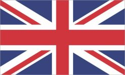 Britain Flag Sticker
