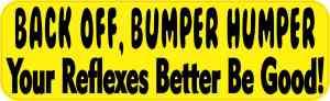 Bumper Humper
