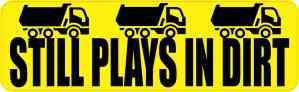plays in dirt