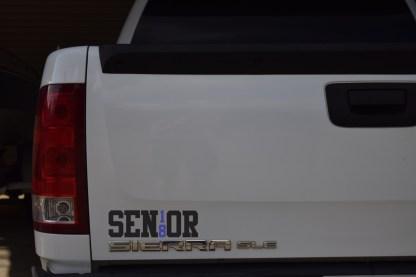 Senior 18 Sticker