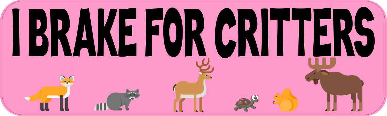 Critters magnet