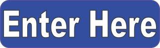 Enter Here Sticker
