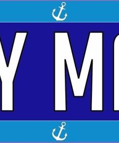 Ahoy Matey Sticker