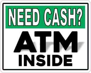 ATM Inside Magnet