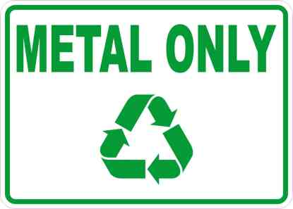 Metal Only Magnet
