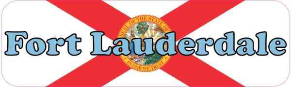 Fort Lauderdale Bumper Sticker