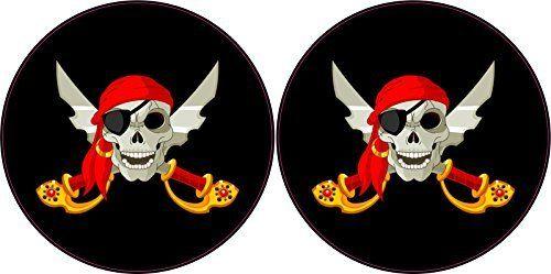 Jolly Roger Flag Sticker