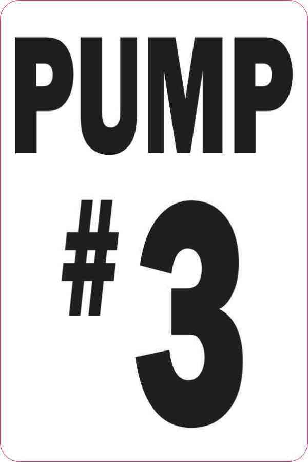 Pump #3 Magnet