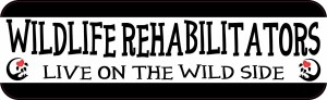 Wildlife Rehabilitators Magnet