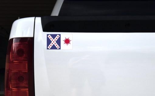Rappahannock Cavalry Flag Magnet