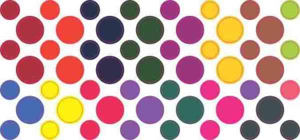 Solid Colors Camera Dots® Webcam Covers