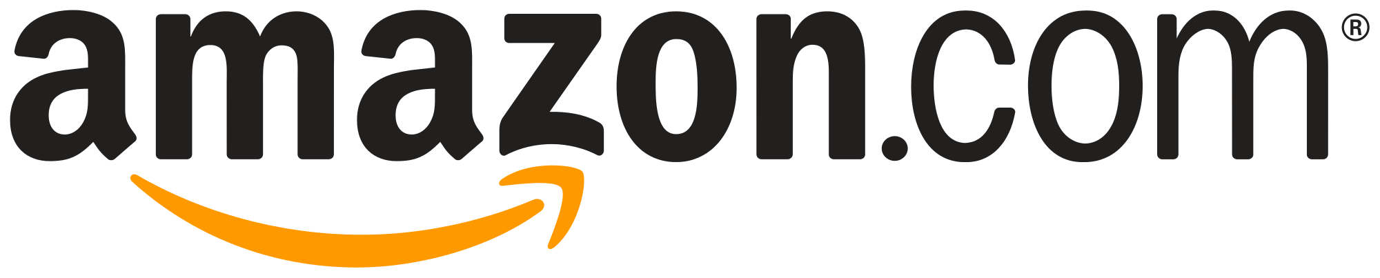 Amazon logo transparent