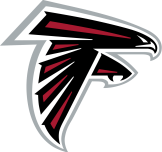 Image result for Falcons logo transparent