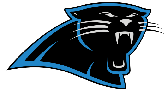 Image result for panthers logo transparent