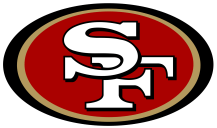Image result for 49ers logo transparent