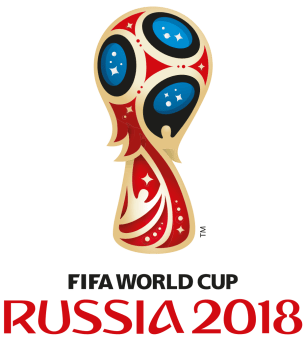 Image result for world cup logo 2018