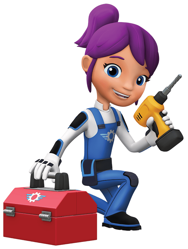 Image result for blaze and the monster machines gabby