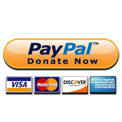 Donate Now Paypal and Cards Button
