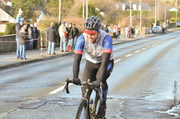 Damien Shaw wins in 2014
