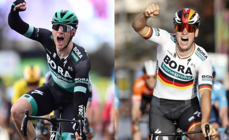 Sam Bennett's Bora-hansgrohe targets sprints and overall at Giro - Sticky Bottle