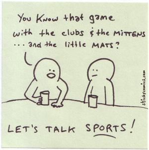 let's talk sports - baseball
