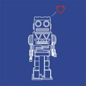 robot love t-shirt for sale on etsy