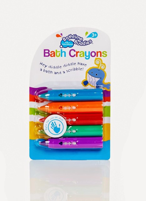 Bathtime Buddies H&A