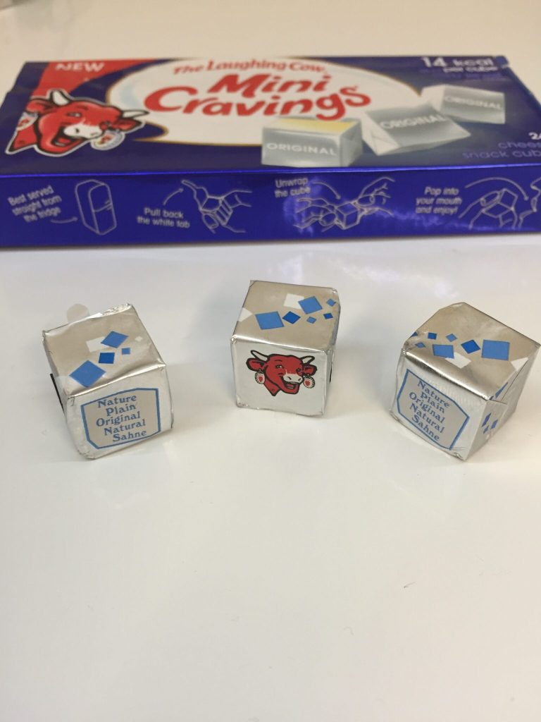 The Laughing Cow Mini Cravings Cheese Snacks