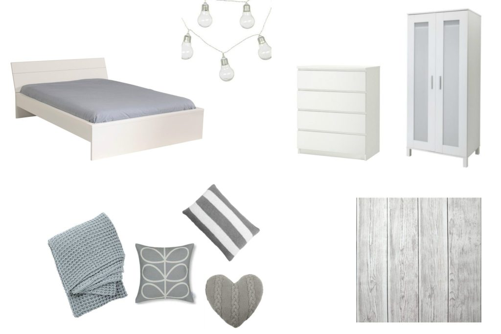 My Nordic Style Bedroom