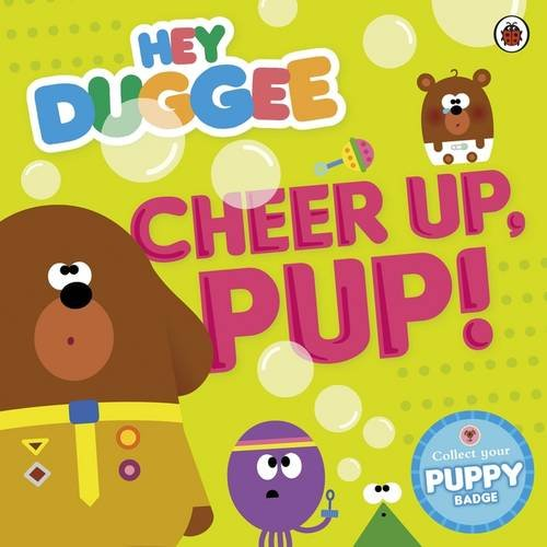 Hey Duggee Cheer Up Pup