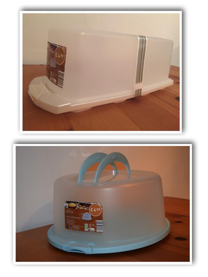 aldi cake case