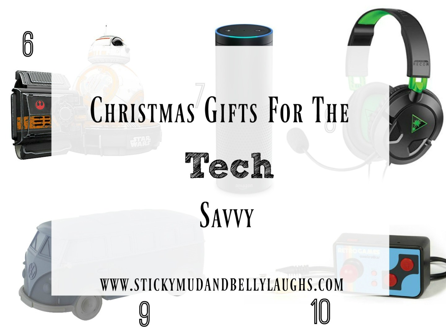 best tech christmas gifts for him 2016