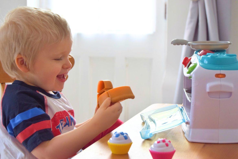 Leapfrog Number Loving Oven Toy