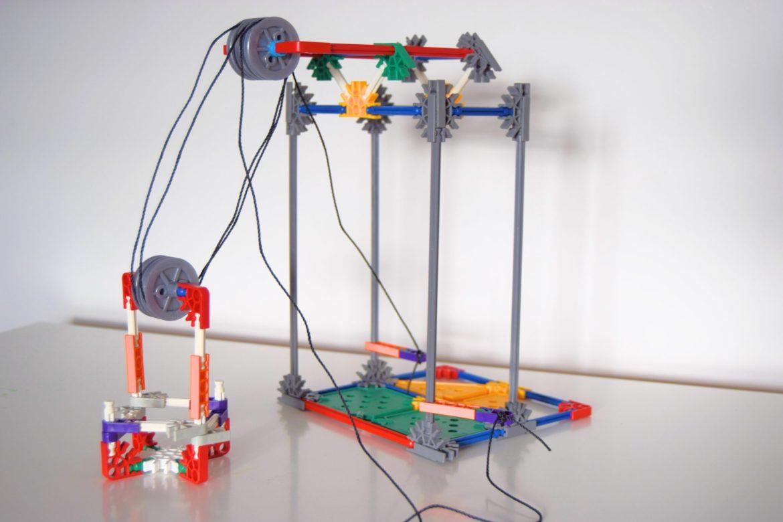 K'Nex STEM Exploration Levers and Pulleys