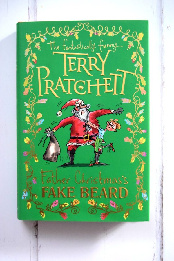 Father Christmas's Fake Beard by Terry Pratchett. Christmas Eve box fillers