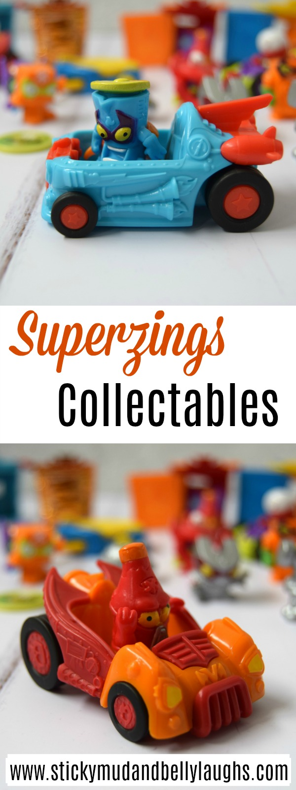 Superzings collectables from Magicbox. #toyreview #toys #kidscollectables