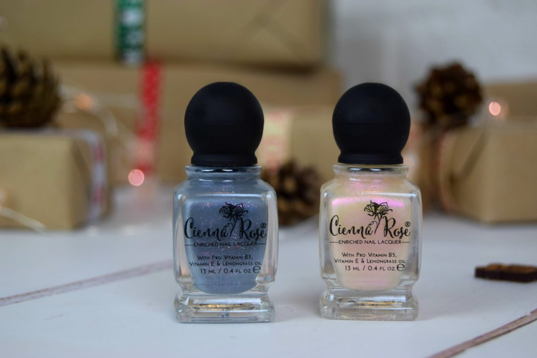 Cienna Rose nail polish collection