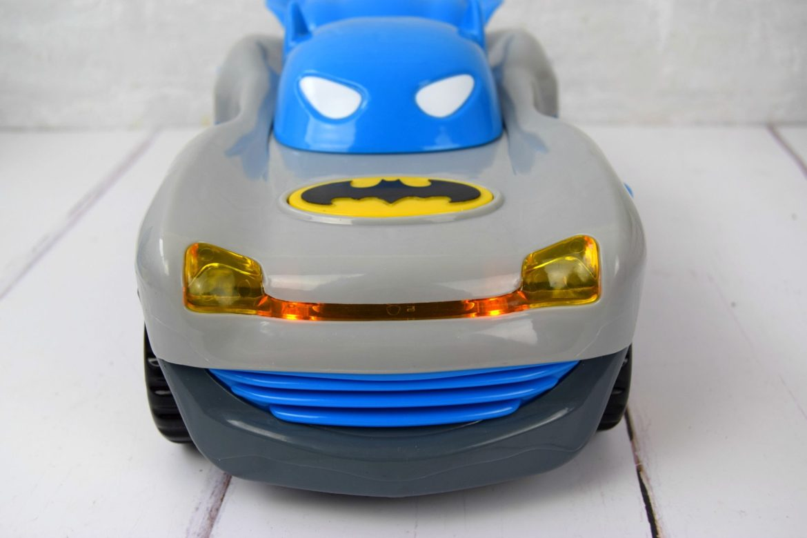 DC Herodrive Bat Racer with lights.