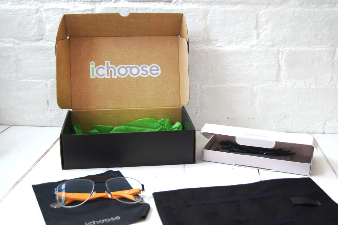 ichoose interchangeable glasses.