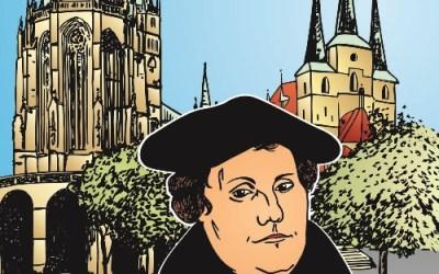 """Bestellung Malheft """"Mensch Mönch! Martin Luther in Erfurt!"""""""