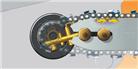 Sistem E-matic pentru ungerea lanţului